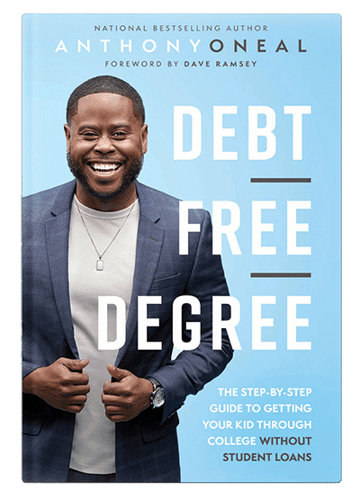 Anthony ONeal - Debt Free Degree
