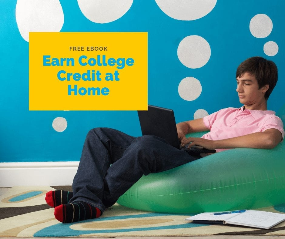 Earn College Credit at Home
