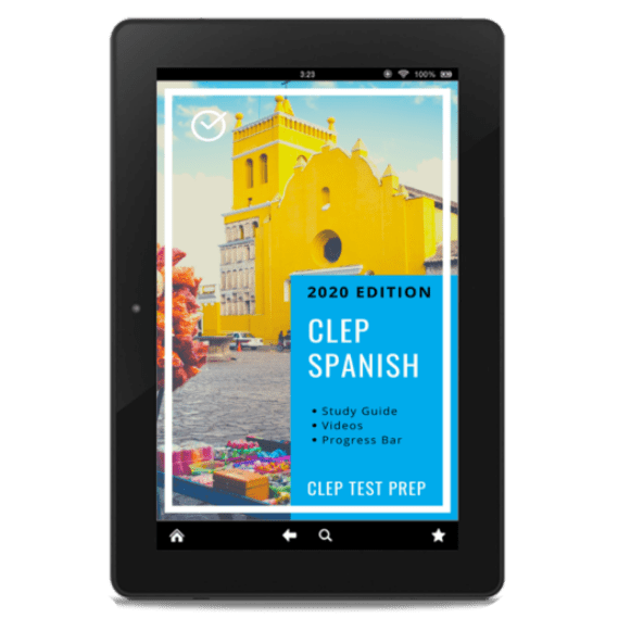 CLEP Spanish Study Guide
